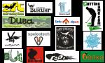 logos, signs
